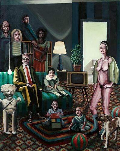 Ivana de Vivanco, 'Retrato familiar', 2013