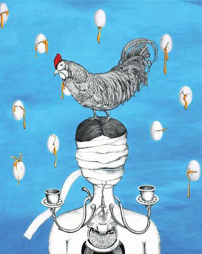 Dabal Kim, 'The Cock and The Woman', 2009