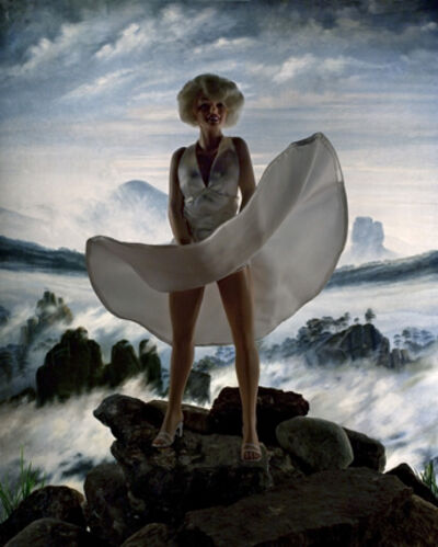 Diana Thorneycroft, 'Wanderer above a Sea of Ice ', 2012