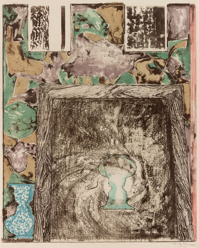 Jasper Johns, 'Untitled', 1992