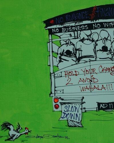 Diseye Tantua, 'No Romance without Finance ', 2014