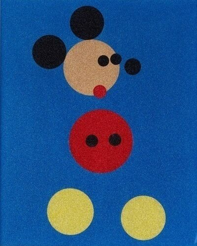 Damien Hirst, 'Mickey (Small) ', 2016