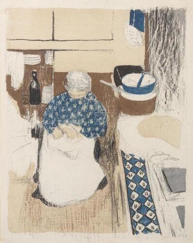 Édouard Vuillard, 'La cuisiniere', 1899