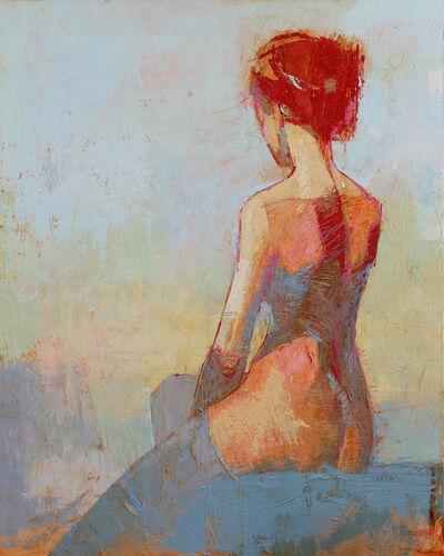 """Max Hammond, '""""Seated Figure""""', 2019"""