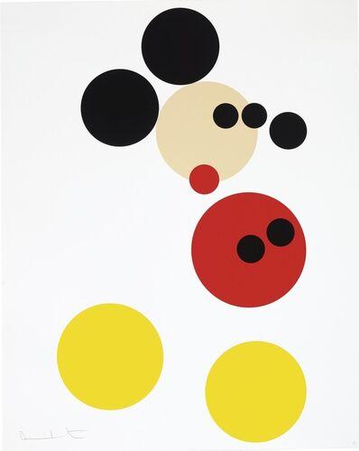 Damien Hirst, 'Mickey ', 2014