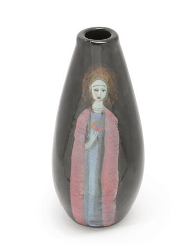 Polia Pillin, 'Stylized figural vase'