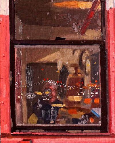 Keiran Brennan Hinton, 'February 23rd, Night Window', 2020