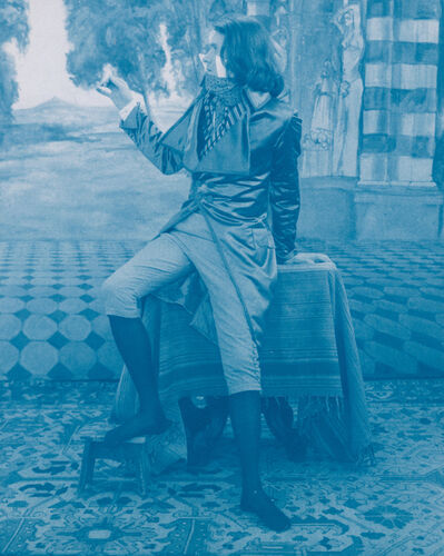 McDermott & McGough, 'Extraordinaire: bonheur incroyable, David, 1st December 1893, 1893', 1990