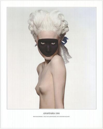 Vinoodh Matadin, 'Anastasia', 1994
