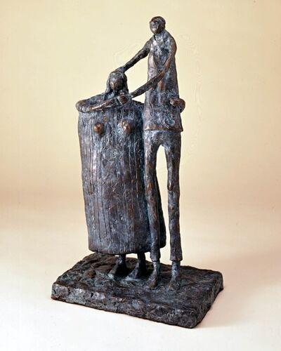 Eduardo Oropeza, 'Lovers of Chimayo', 1994
