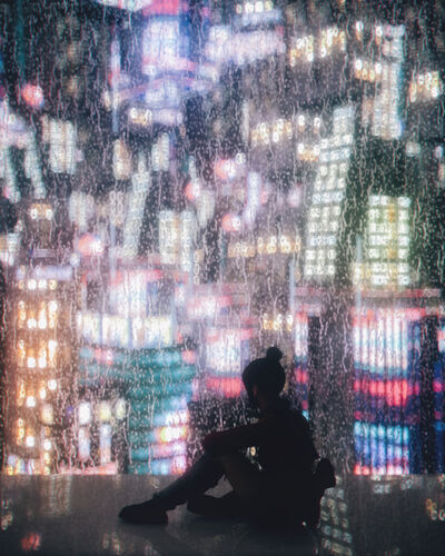 Desmond Lo, 'HEAVY RAIN', 2018