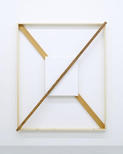 Kishio Suga 菅木志雄, 'Location of Composition', 2017