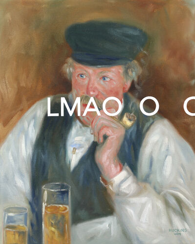 Shawn Huckins, 'Père Fournaise, Laughing My Ass Off (Extended)', 2019