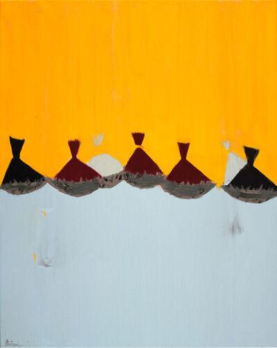 Liu Yung-Jen, 'Breathing Field 1', 2017