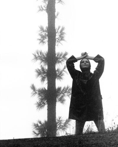 Sam Haskins, 'November Girl, Under Tree', 1966