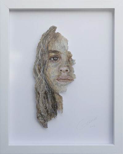 Jorge Rodríguez-Gerada, 'Fragments #77 Milla', 2016