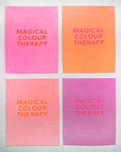 Jason Urban and Leslie Mutchler, 'Magical Colour Therapy', 2019