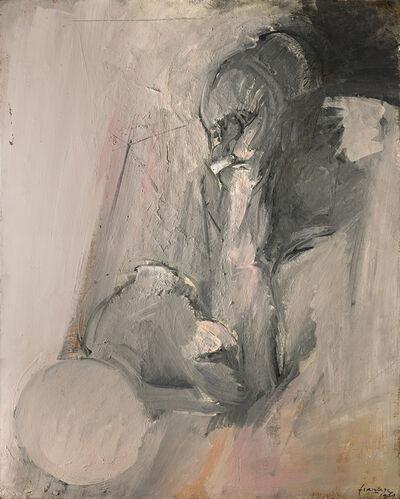 Franco Francese, 'Malinconia del Durer', 1964