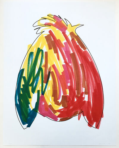 Jeff Koons, 'Donkey (Colored)', 1999
