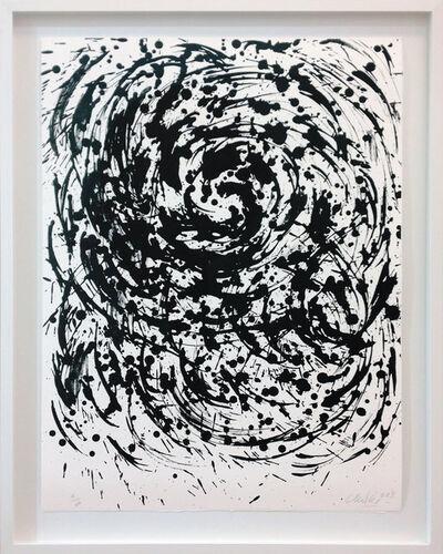 Günther Uecker, 'Spirale ', 2013