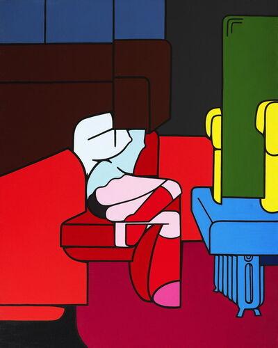 Valerio Adami, 'Il posto', 1968-1969