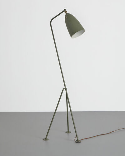 "Greta Magnusson Grossman, '""Grasshopper"" floor lamp. Designed by Greta Magnusson Grossman for Ralph O. Smith, California', 1947"
