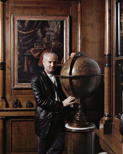 Jean-Marie Périer, 'Gianni Versace, 1990s', 1990-1995