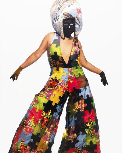 Fergus Greer, 'Leigh Bowery, Session VI, Look 28', 1992