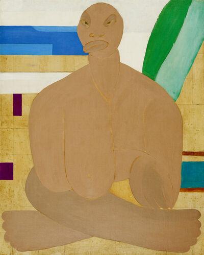 Tarsila do Amaral, 'Negra', ca. 1940