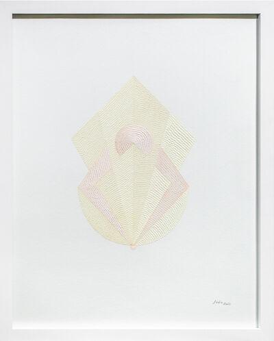 Lucha Rodriguez, 'Knife Drawing Papagayo I ', 2020