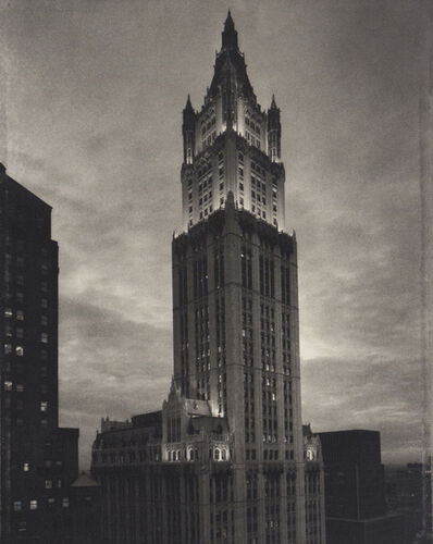 Tom Baril, 'Woolworth Building', 1997-1999