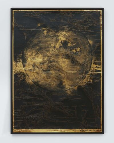 Matthew Day Jackson, 'The Stars Don't Shine Upon Us We're Just in the Way of Their Light', 2016