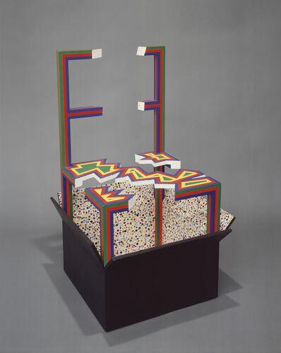 Lucas Samaras, 'Chair Transformation #9', 1969-1970