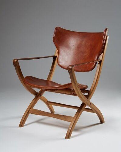 Poul Hundevad, 'Egyptian Chair', 1950's