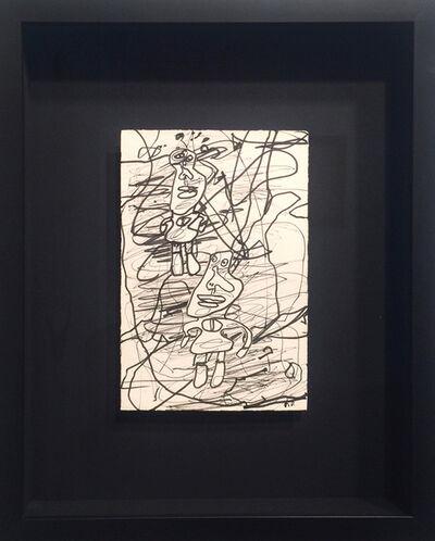 Jean Dubuffet, 'Dessin Bonpeit beau neuille ', 1982