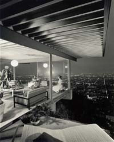 Julius Shulman, 'The Stahl Case Study House #22. Two Girls. Los Angeles, Ca.', 1960