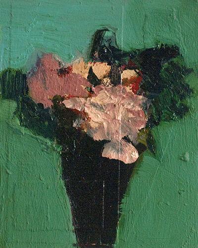 Jennifer Hornyak, 'Aqua with Pink', 2019