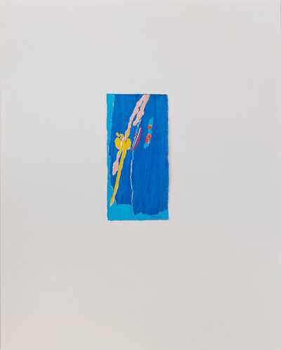 James Moore, 'Untitled III (Blue)', ca. 1978
