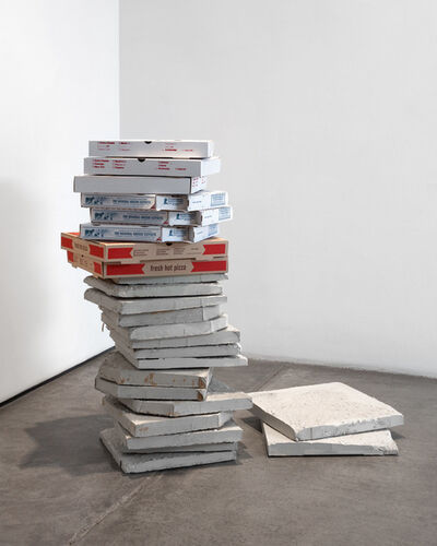 Matias Faldbakken, 'Pizza Box Tower #01', 2014