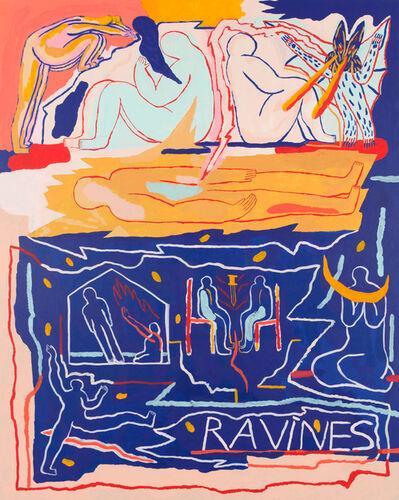 Marion Jdanoff, 'Ravines', 2018