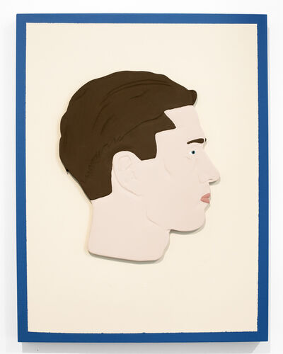 "Oliver Hawk Holden, '""Portrait Series Number Three #2""', 2019"