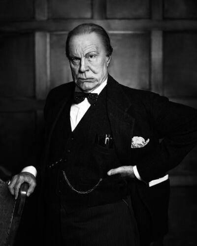 Sandro Miller, 'Yousuf Karsh - Winston Churchill (1941)', 2017