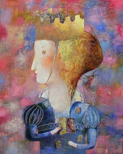 Anna Silivonchik, 'Knights of My Heart', 2015