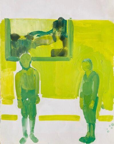 Ilona Szalay, 'Teddy and Bessie', 2020