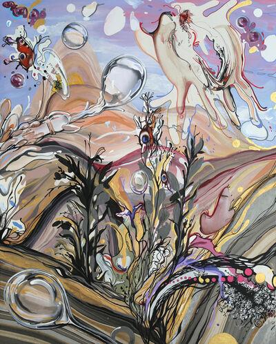Erika Harrsch, 'Libid Scape with Glass', 2019