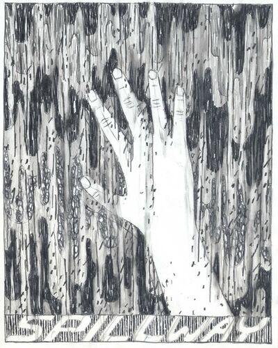 Benjamin Degen, 'Spillway', 2018