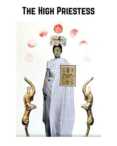 Sinta Jimenez, 'The High Priestess', 2020