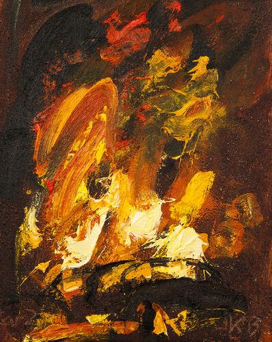 John Keane, 'Car (2)', 1993