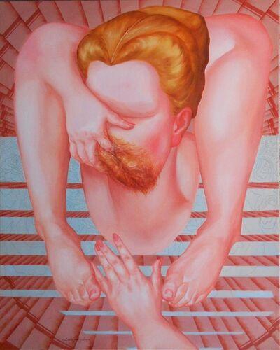 Svetlana Sokolovskaya, 'Ewas portrait ', 2016
