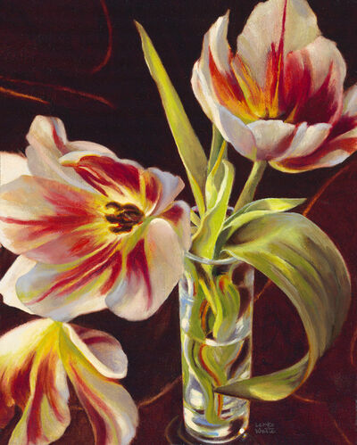 "Kathrine Lemke Waste, '""Dutch Tulips""', 2019"
